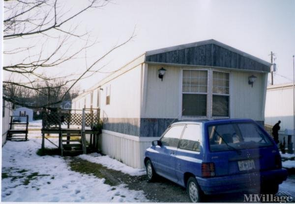 Villa Estates Mobile Home Park in Mcarthur, OH