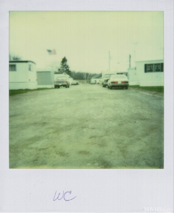 Walnut Crest Mobile Home Park in Marion, OH