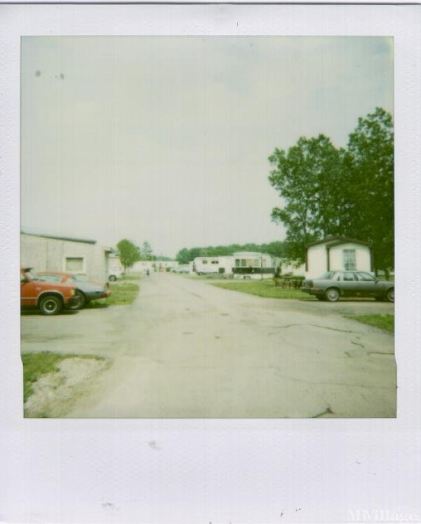 Oakridge Estates Mobile Home Park in Marion, OH