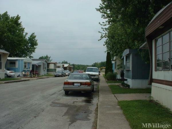 Summit Court Mobile Home Park in Celina, OH