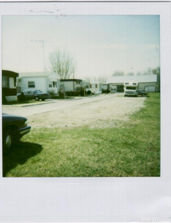 Shady Acres Mobile Home Court Mobile Home Park in New Lebanon, OH