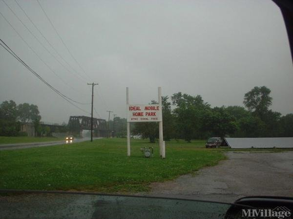 Ideal Mobile Home Park Mobile Home Park in Miamisburg, OH
