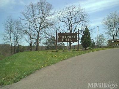 Mobile Home Park in Zanesville OH
