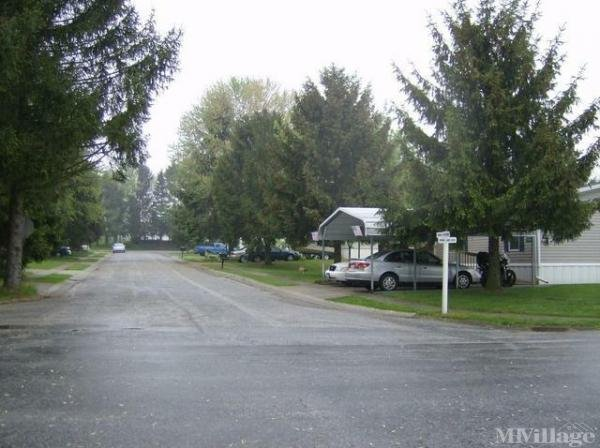 Spring Lakes Mobile Home Park Mobile Home Park in Atwater, OH