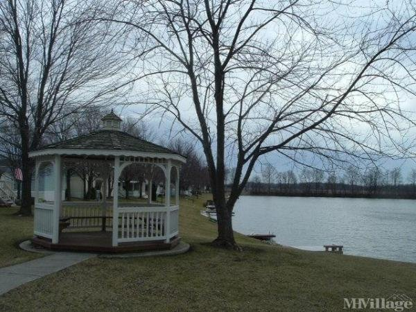 Spring Lake Village Mobile Home Park in Pandora, OH