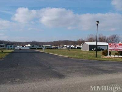 Mobile Home Park in Chillicothe OH