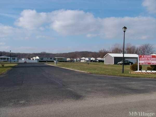 Gleason's Mobile Home Park Mobile Home Park in Chillicothe, OH
