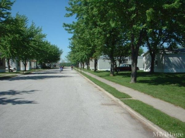 Emerald Estates Mobile Home Park in Clyde, OH
