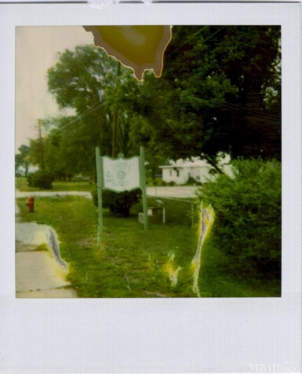 Shady Acres Mobile Home Park in Clyde, OH