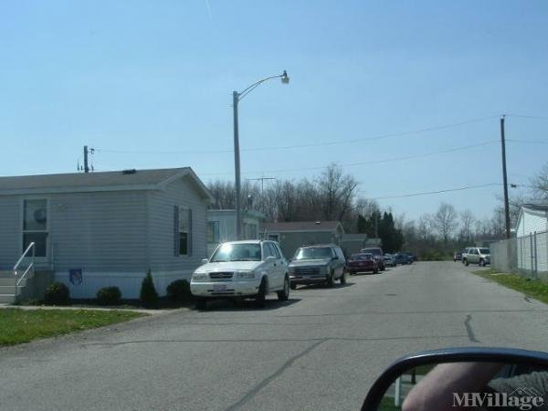 D & S Mobile Village Mobile Home Park in Sidney, OH