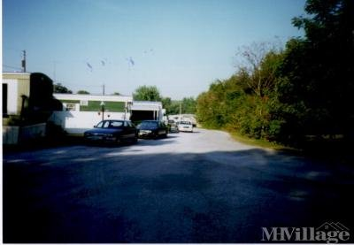 Mobile Home Park in East Canton OH