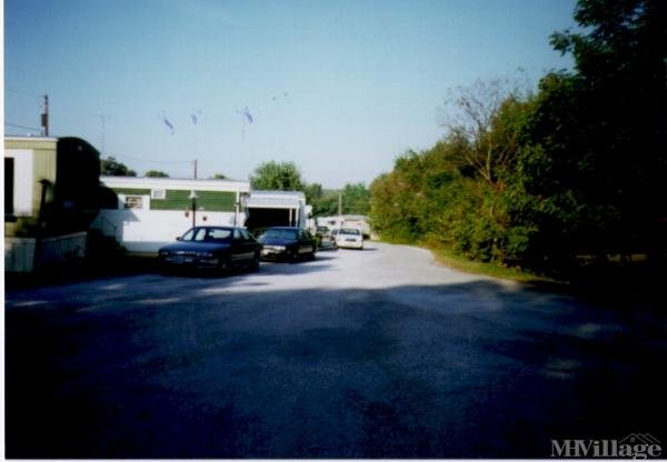 Thunderbird Terrace Mobile Home Park in East Canton, OH
