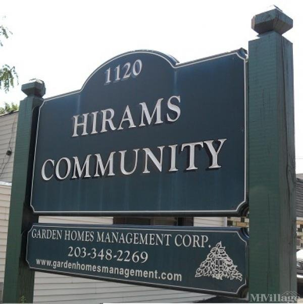 Hirams Community Mobile Home Park in Avenel, NJ