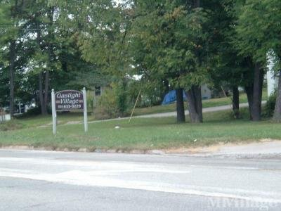 Mobile Home Park in Tallmadge OH