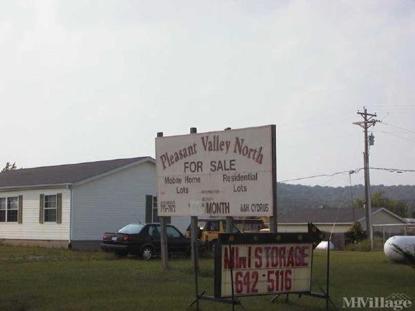Pleasant Valley North Mobile Home Park in Chillicothe, OH