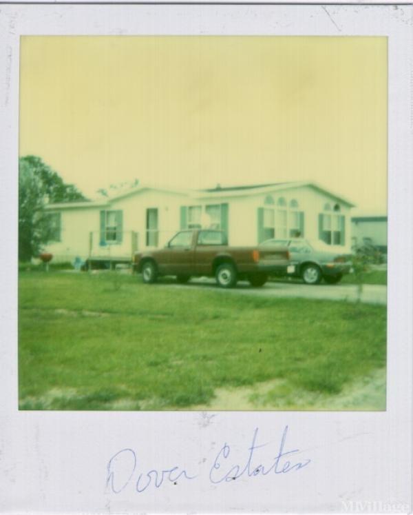 Dover Estates Mobile Home Park in Marysville, OH