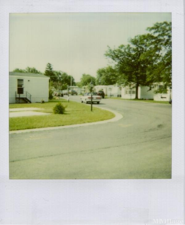 Gordons Trailer Court Mobile Home Park in Van Wert, OH