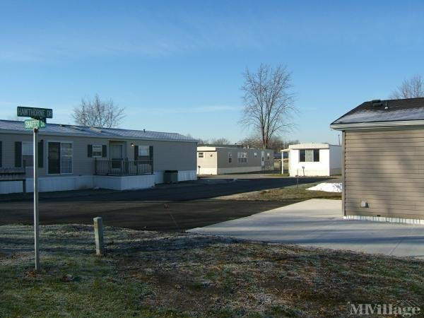 Briarwood Court Mobile Home Park in Van Wert, OH