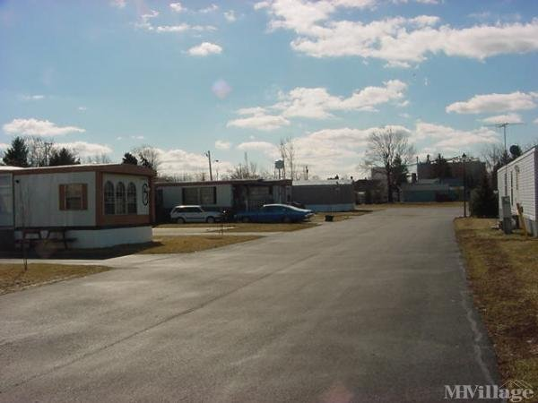 Westhaven Trailer Park Mobile Home Park in Convoy, OH