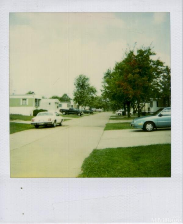 Marshall Estates Mobile Home Park in Marshallville, OH