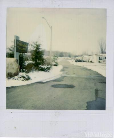 Mobile Home Park in Geneva OH