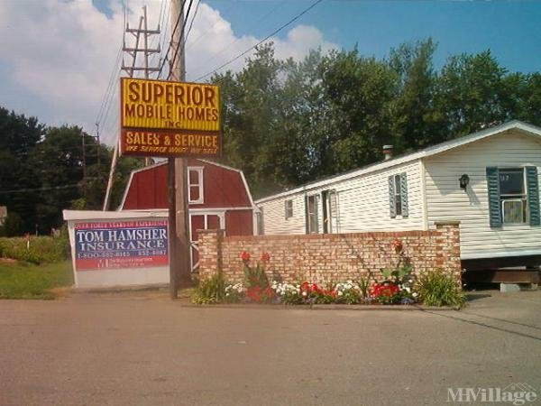 Superior Mobile Home Park Mobile Home Park in Dover, OH