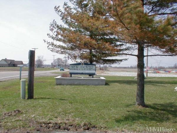 New Dover Estates Mobile Home Park in Marysville, OH