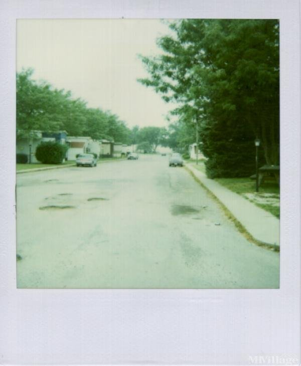 Holland Court Mobile Home Park in Delphos, OH