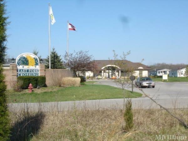 East Fork Crossing Mobile Home Park in Batavia, OH