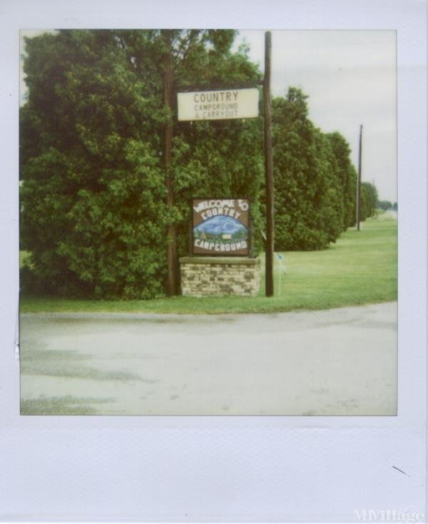Betty's Country Campground Mobile Home Park in Whitehouse, OH