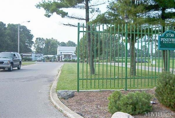 Pineview Estates Inc Mobile Home Park in Miamisburg, OH