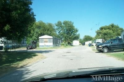 Mobile Home Park in Norman OK