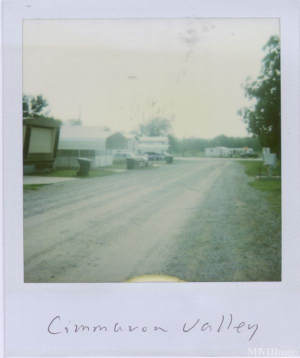 Photo of Cimarron Valley Mobile Home Park, Cushing, OK