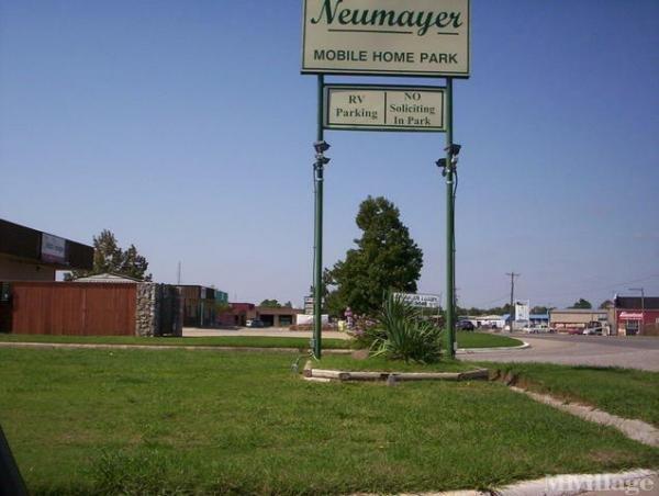 Photo of Neumayer Mobile Home Park, Yukon, OK