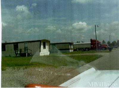 Mobile Home Park in Sallisaw OK