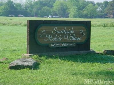 Mobile Home Park in Bixby OK