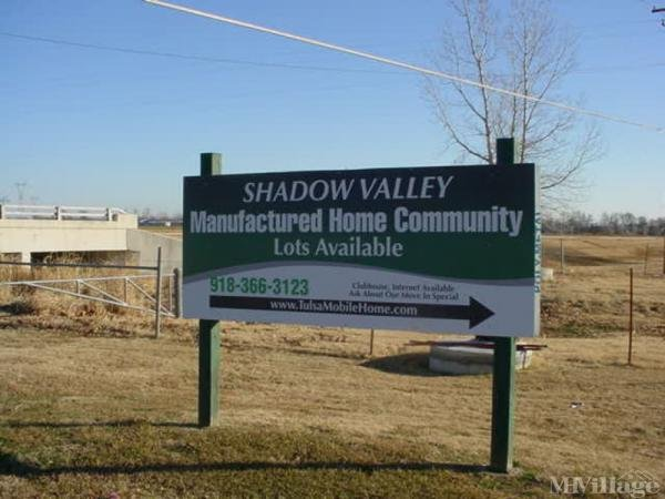 Photo of Shadow Valley Mobile Home Park, Bixby, OK