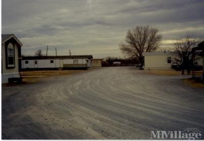 Mobile Home Park in Elk City OK