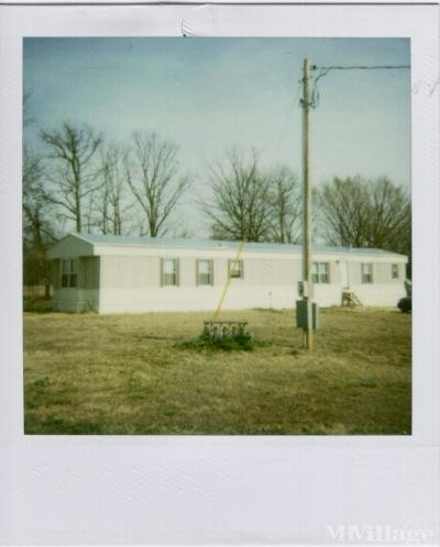 Mobile Home Park in Westville OK