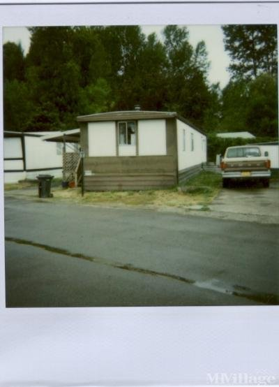 Mobile Home Park in Corvallis OR