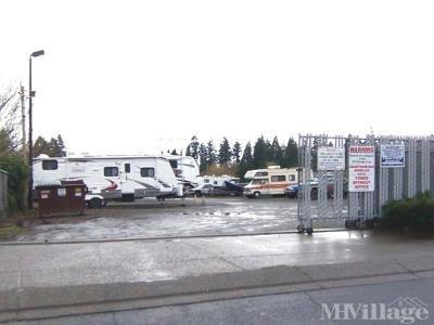 Mobile Home Park in Beaverton OR