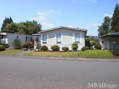 Mobile Home Park in Springfield OR