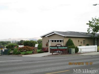 Mobile Home Park in The Dalles OR