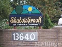 A 55+ Manufactured Home Community
