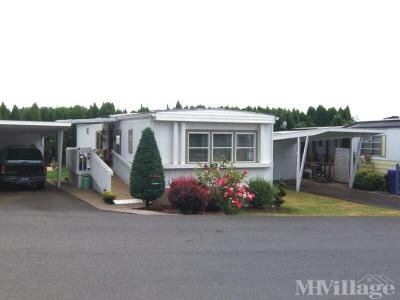 Mobile Home Park in Boring OR