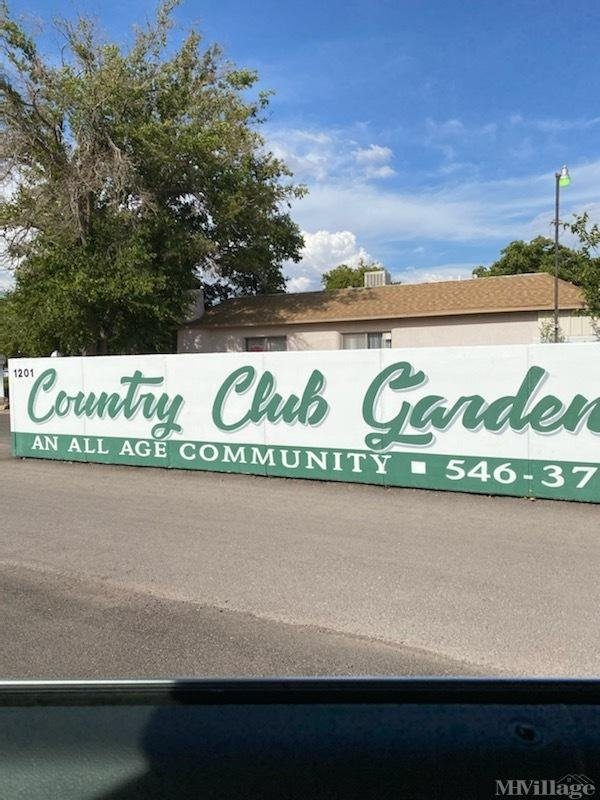 Photo of Country Club Gardens Mobile Home Park, Deming, NM