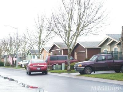 Mobile Home Park in Woodburn OR