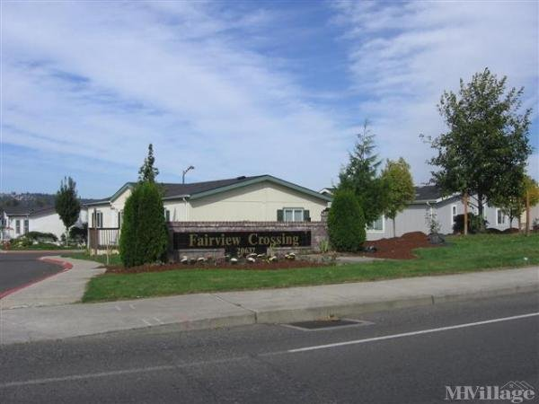 Fairview Crossing Mobile Home Park in Fairview, OR