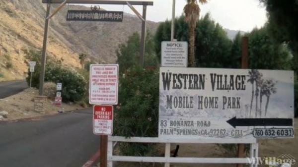Photo of Western Village Mobile Ranch, Palm Springs, CA