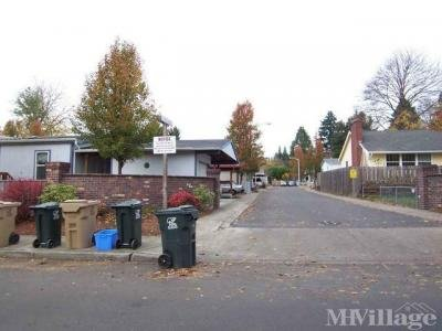 Mobile Home Park in Milwaukie OR